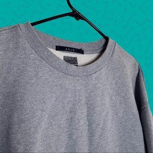 Ksubi crewneck sweatshirt